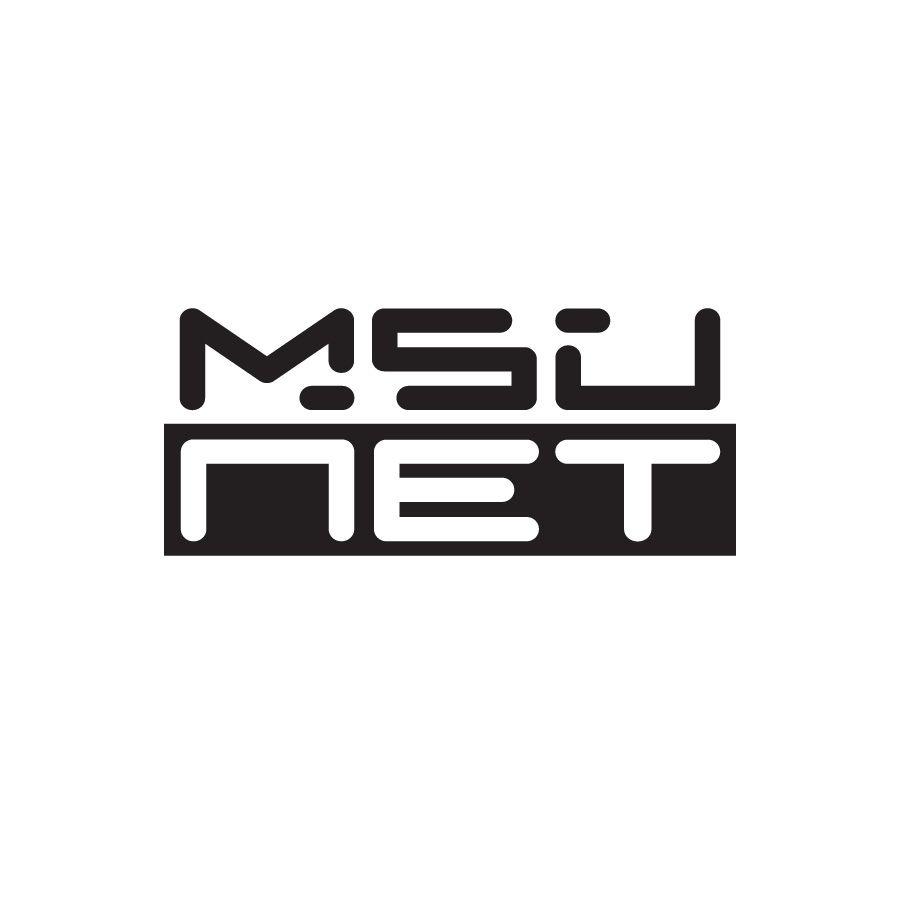 Logo design for the first version of Mimar Sinan University Website, 1994.