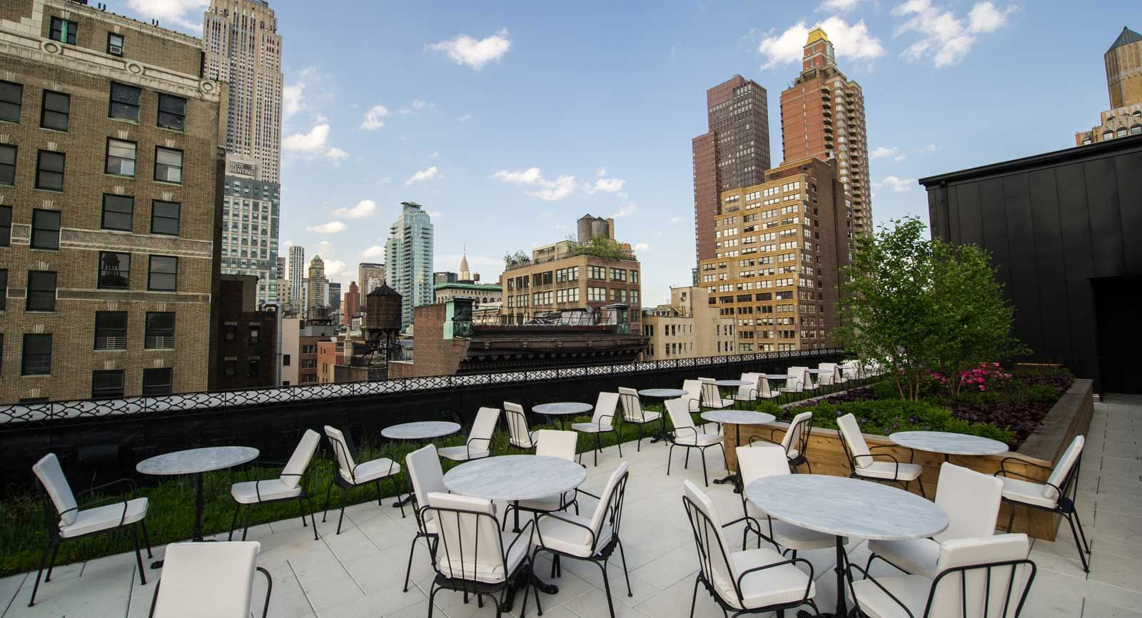 Nomad Hotel Rooftop New York