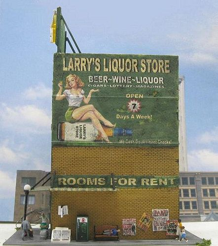 Liquor Store 7 | Sold Structures | Flickr