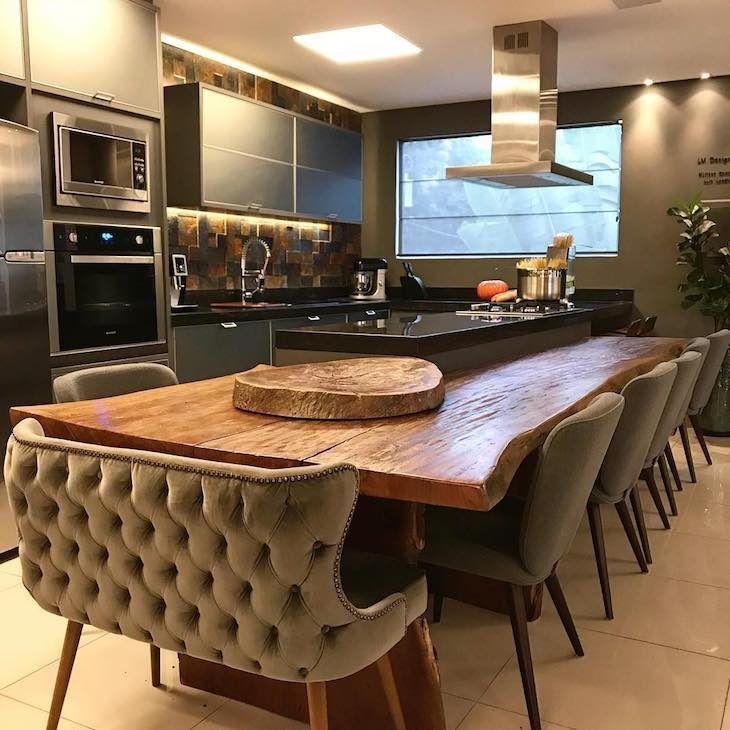 Beautiful Condo Living Rooms: Cortina Para Cozinha: 50 Projetos Incríveis Para Você Se
