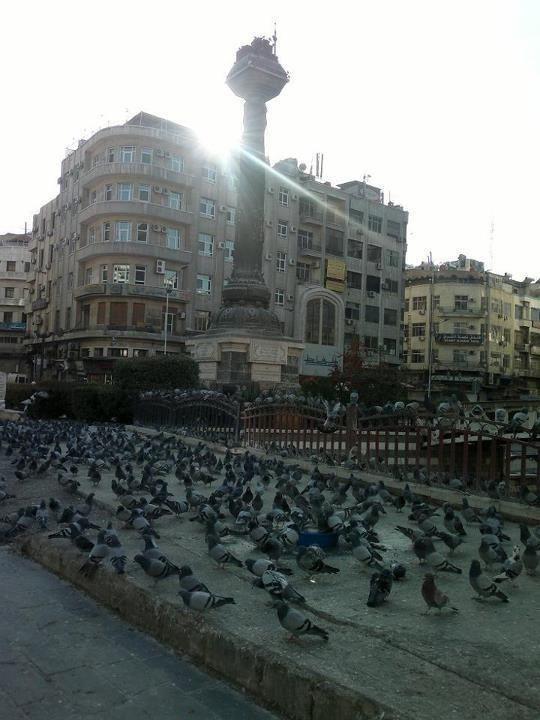 Marjeh square (city Center)