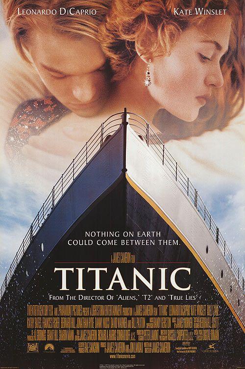 Titanic Movie Posters At Movie Poster Warehouse Movieposter Com Mejores Carteles De Peliculas Peliculas Cine Peliculas