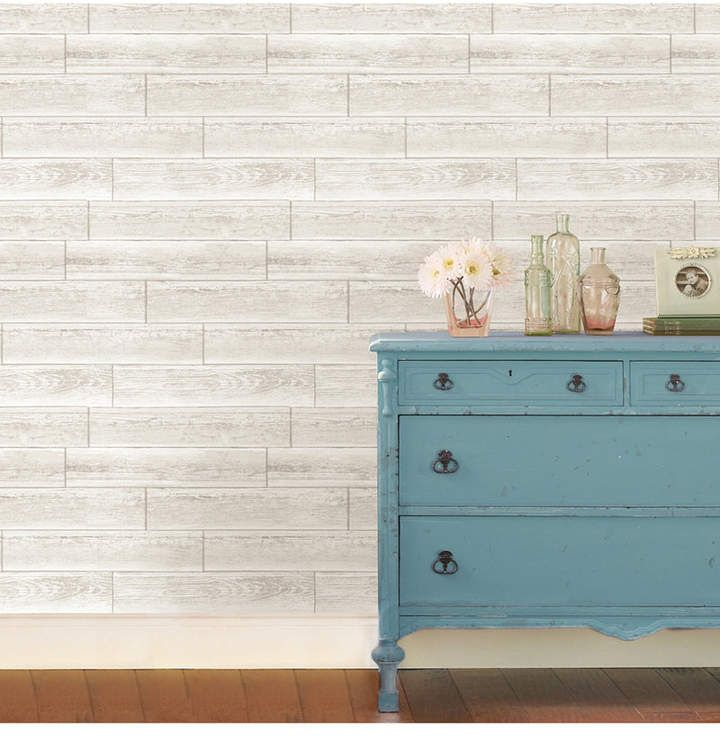 Brewster Home Fashions Serene Cream Peel and Stick