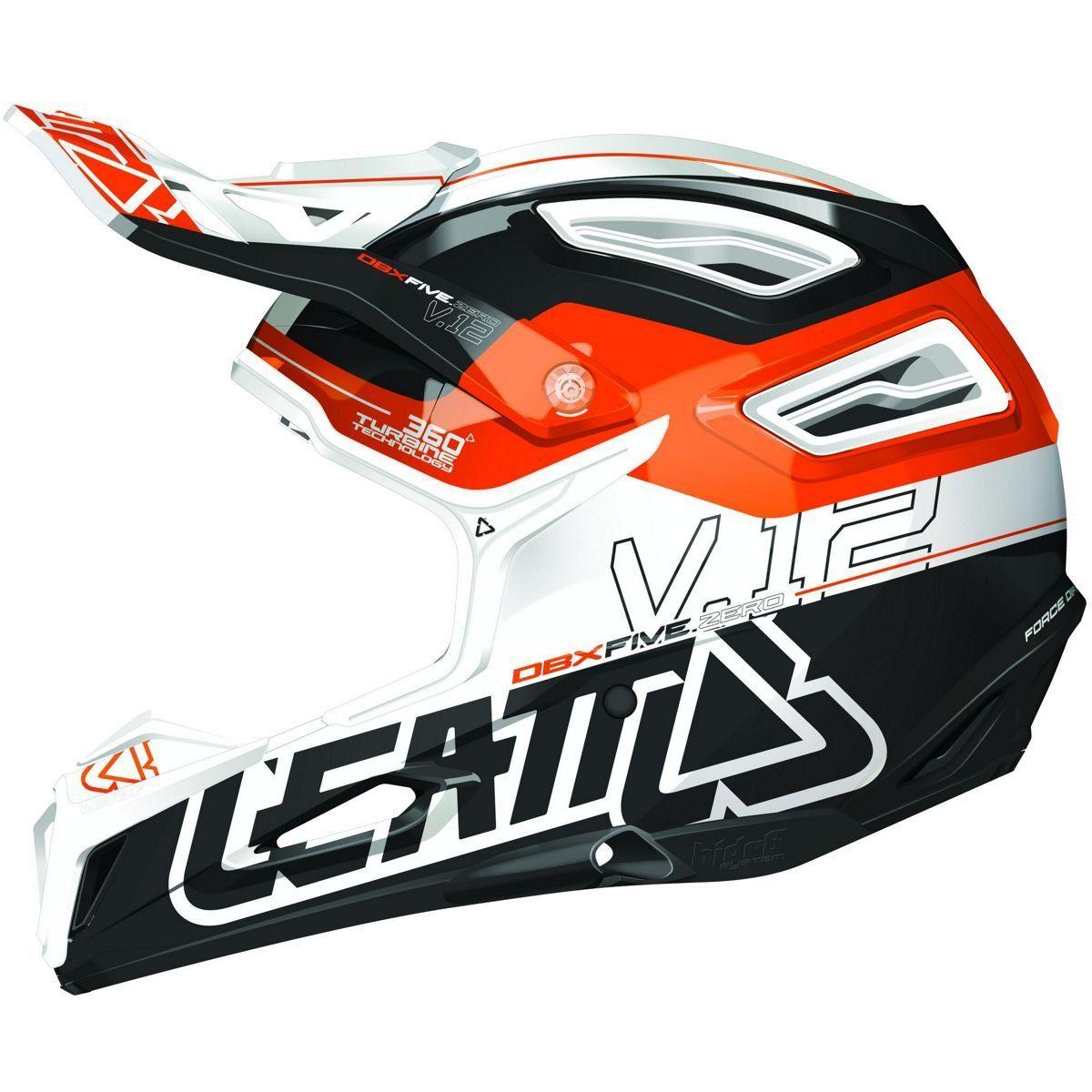leatt dbx composite v bicycle helmetblackbluewhitel