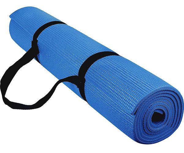 Best Kids Yoga Mats 8 Reehut 1 4 Inch High Density Exercise Yoga Mat Kids Yoga Mat Yoga Mat Carrying Strap Yoga For Kids