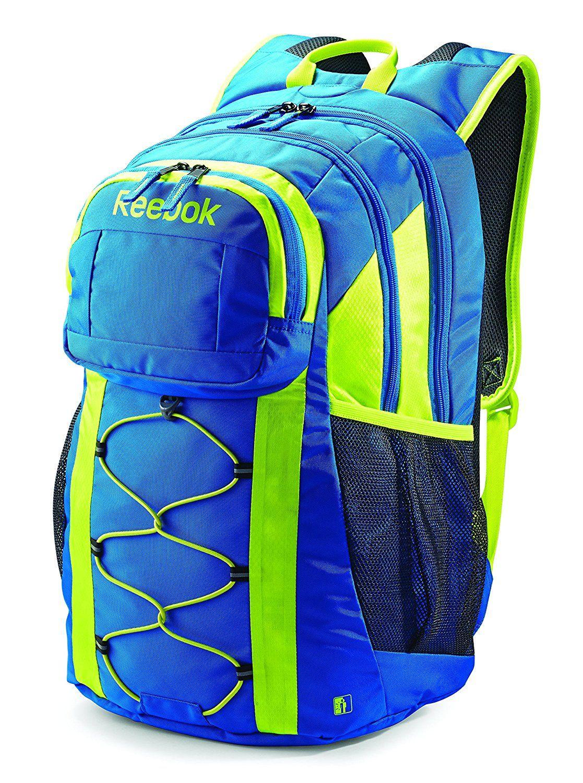 Reebok Top Floor Backpack >> For more information, visit