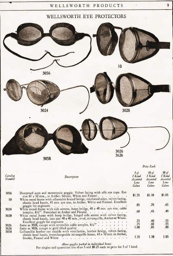 0ea2dde83b26 History of Eyewear  historyofeyewear