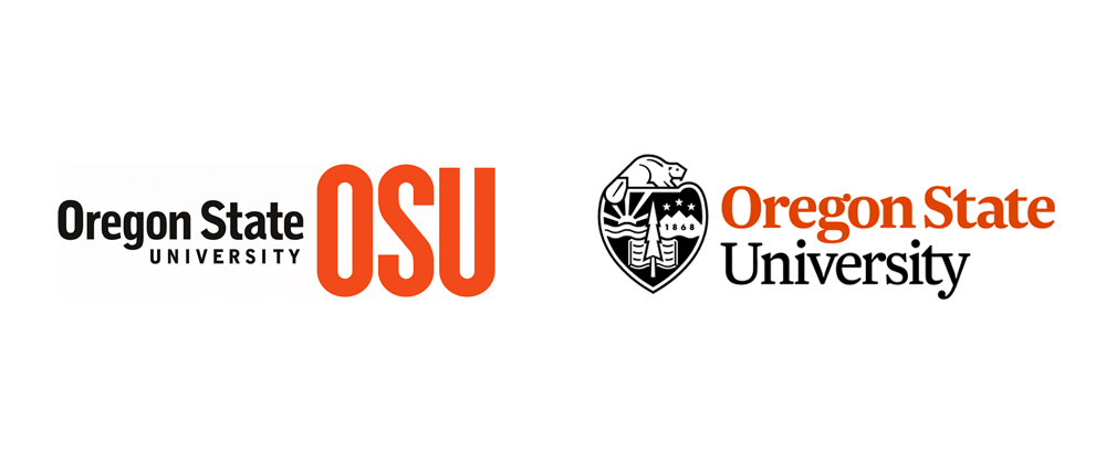 New Logo And Identity For Oregon State University By Pentagram Identity Logo Oregon State University Identity