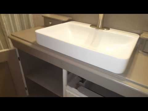 My Remodeled Bathroom With Vanity  Youtube  Bathroom Ideas Fair Youtube Bathroom Remodel 2018