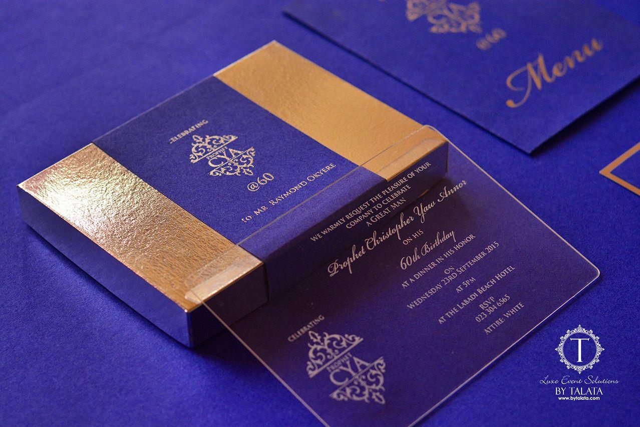 Invitation cards in ghana by talata talata luxury invitations invitation cards in ghana by talata stopboris Choice Image