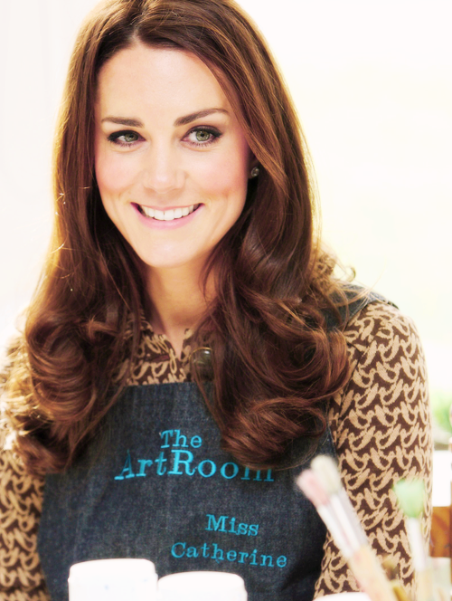 Kate Middleton has seriously Great Hair <3