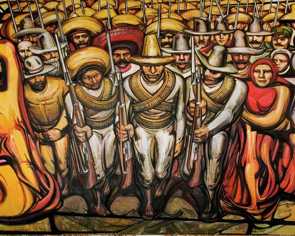 Murales David Alfaro Siqueiros Arte Americano Arte Mexicano