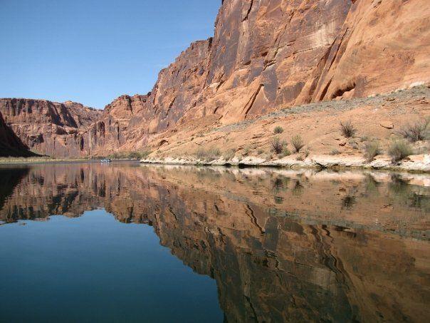 Colorado River-Spring 09