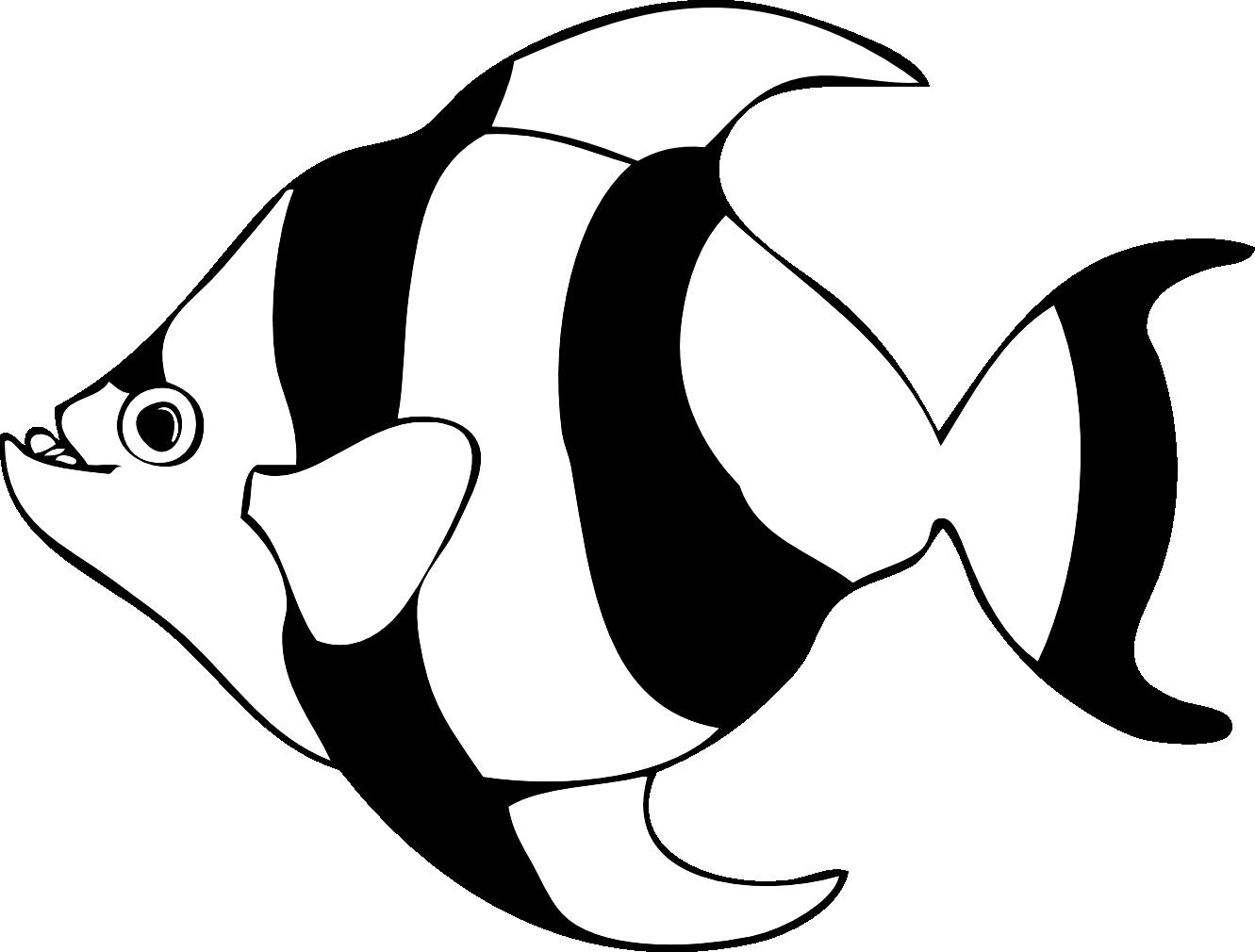 Resultado de imagen para dibujos de peces para colorear   moje ...