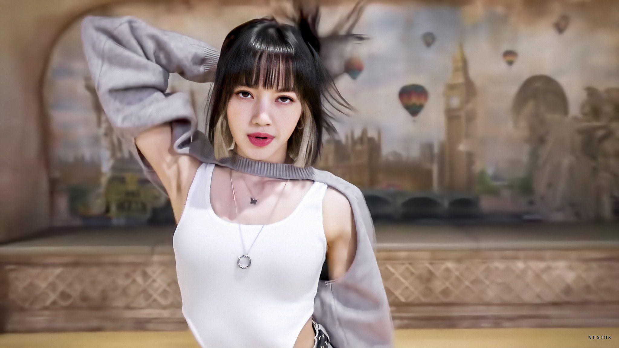 On Twitter Lisa 리사 Blackpink 𝐋𝐨𝐯𝐞𝐬𝐢𝐜𝐤 𝐆𝐢𝐫𝐥𝐬 Lisa Hair Girl Girl Dancing