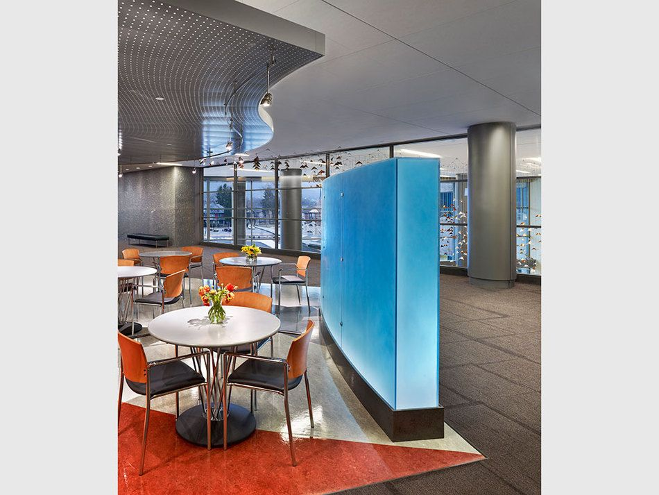 Susquehanna | Installations | 3form | Commercial Office Inspiration ...