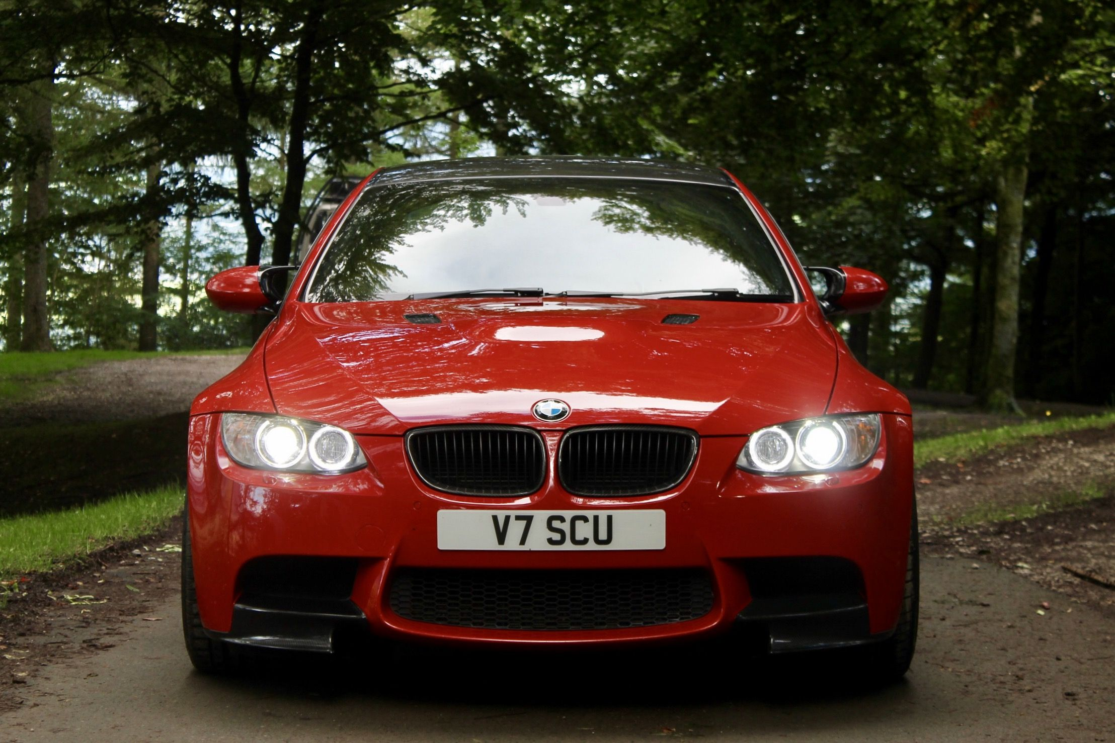 2012 bmw e92 m3 individual japan red 1 of 37 competition pack edc [ 2216 x 1478 Pixel ]