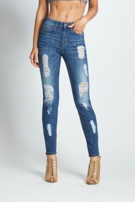 Skinny Jeans rotos