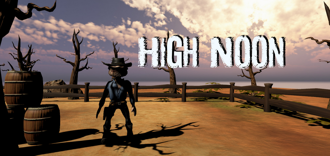 High Noon VR Western Shooter Hits Steam Free games, Free