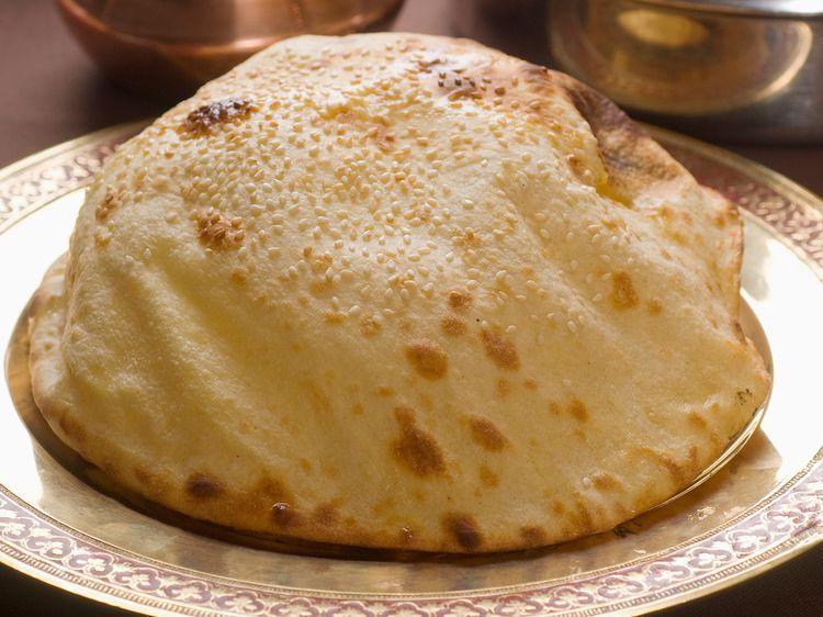 Naans indien au fromage - Recettes