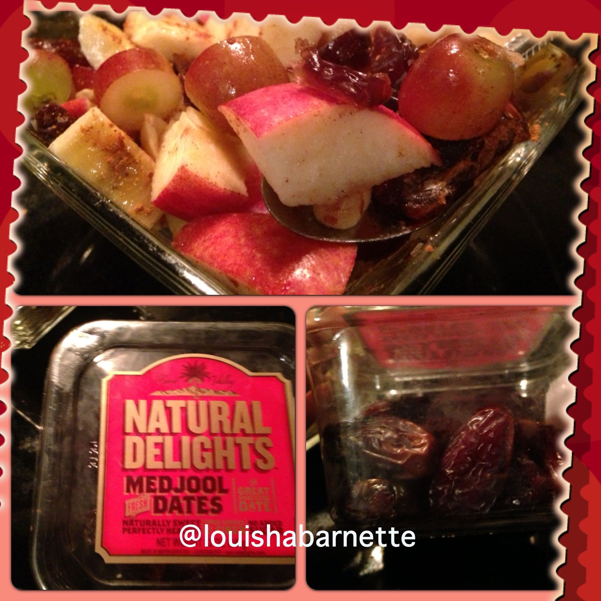 Dates, nature's candy