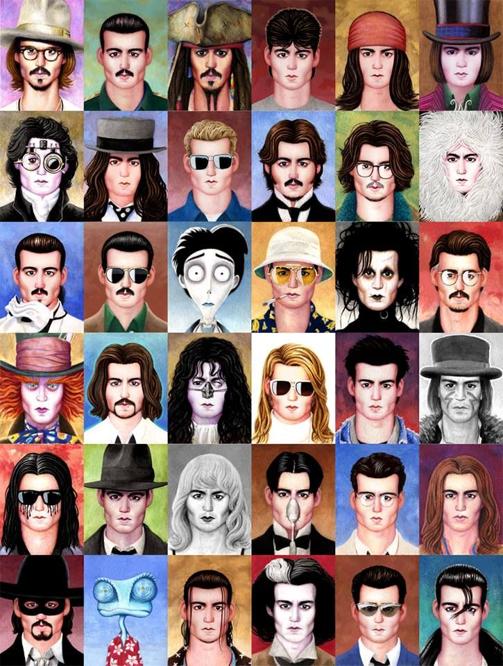 Johnny Depp Characters Sexy Beast Jd
