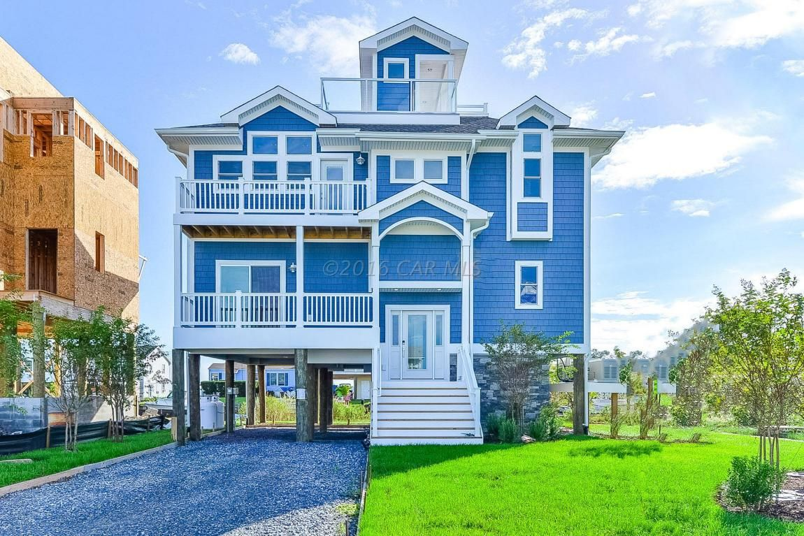 Waterfront Custom Home With Amazing Views Of The Bay And Ocean Find