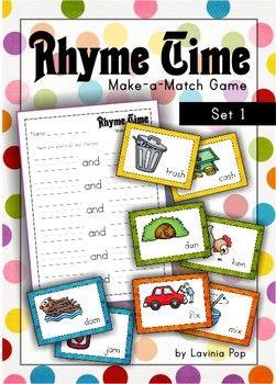 Rhyme Time - Set 1 | Kind