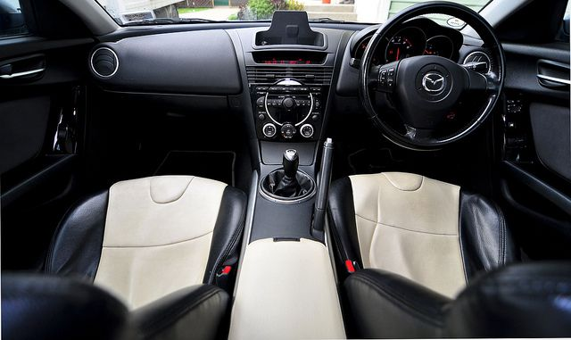2003 Mazda RX8 Interior