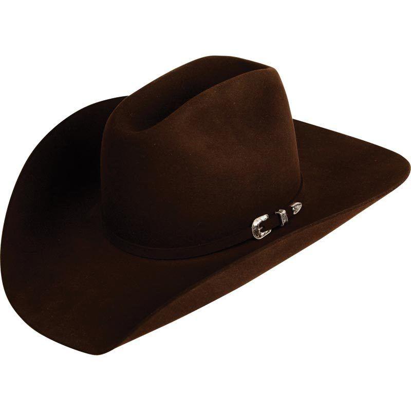 cfdaa9feb46 Resistol Hats 20x Sand Hill Felt Cowboy Hat