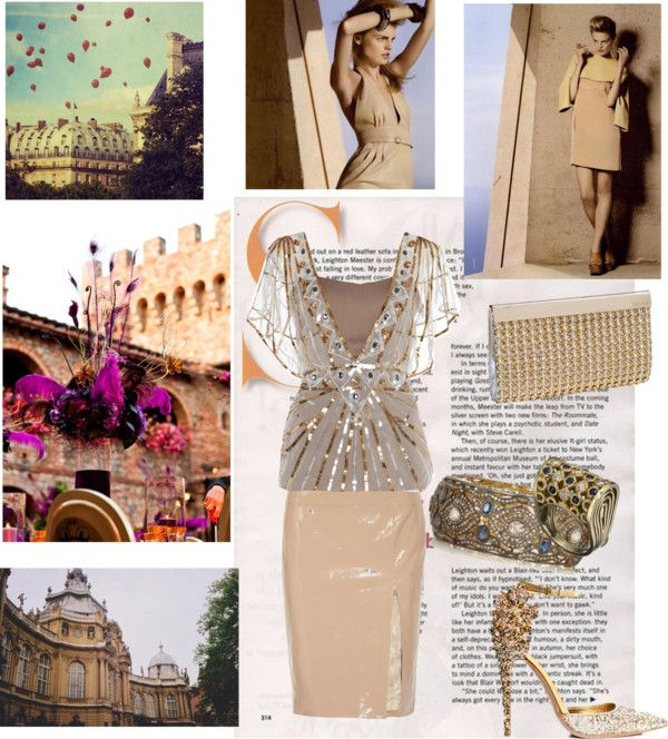"""""""Style is Universal"""" by alynncameron ❤ liked on Polyvore"""