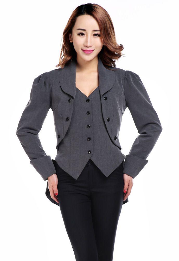 Steampunk Tail Jacket by Amber Middaugh 2015 Standard Size 59.95 Plus Size $69.95 #TailJacket #Steampunk  #Victorian #VictorianJacket
