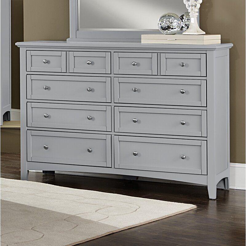 Darby Home Co Gastelum 8 Drawer Double Dresser Reviews Wayfair
