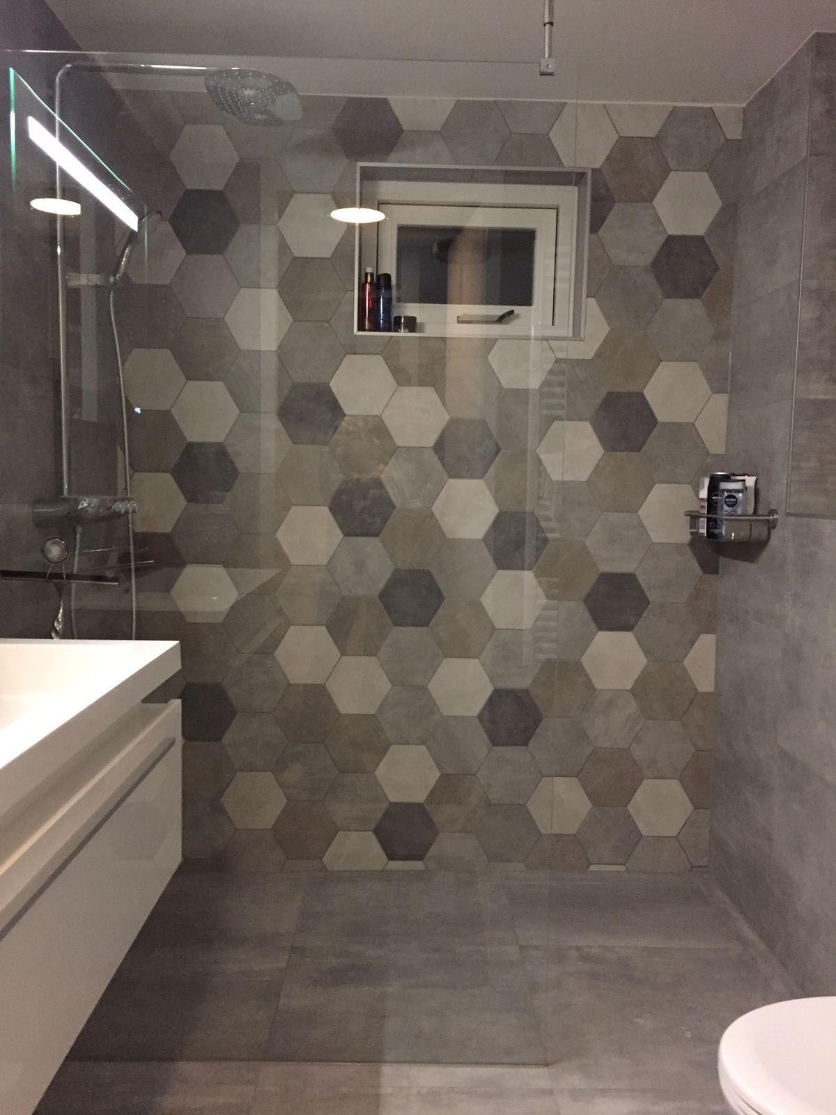 Betonlook tegels badkamer unicom starker icon | bathroom | Pinterest ...