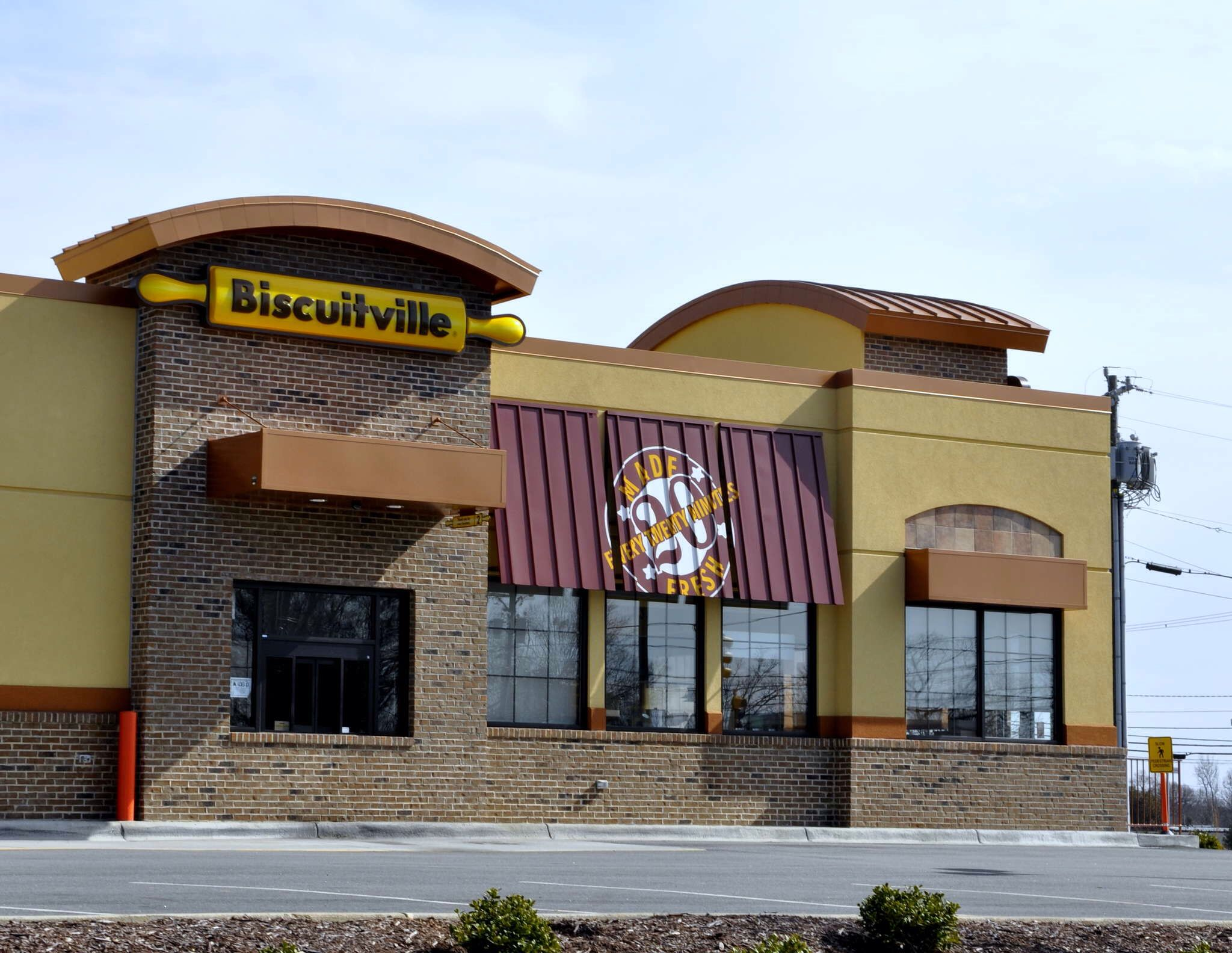 Biscuitville An Excellent Quality Fast Food Breakfast Restaurant In