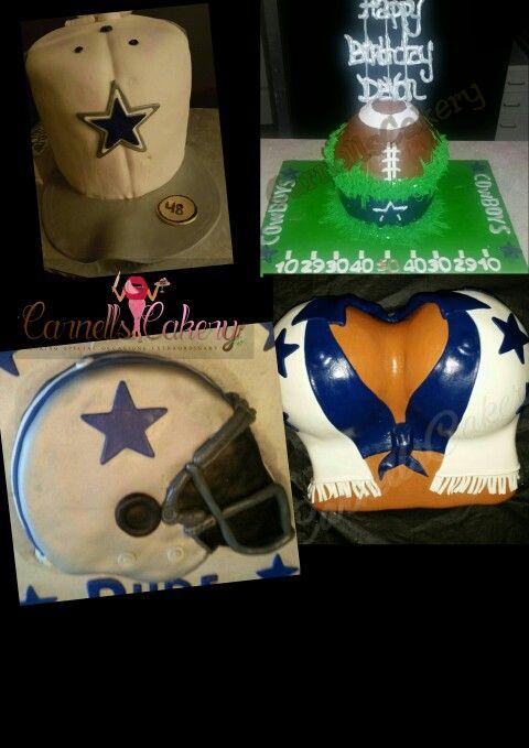 Dallas Cowboys #wedemboys #DallasTx #CarnellsCakery #americasteam