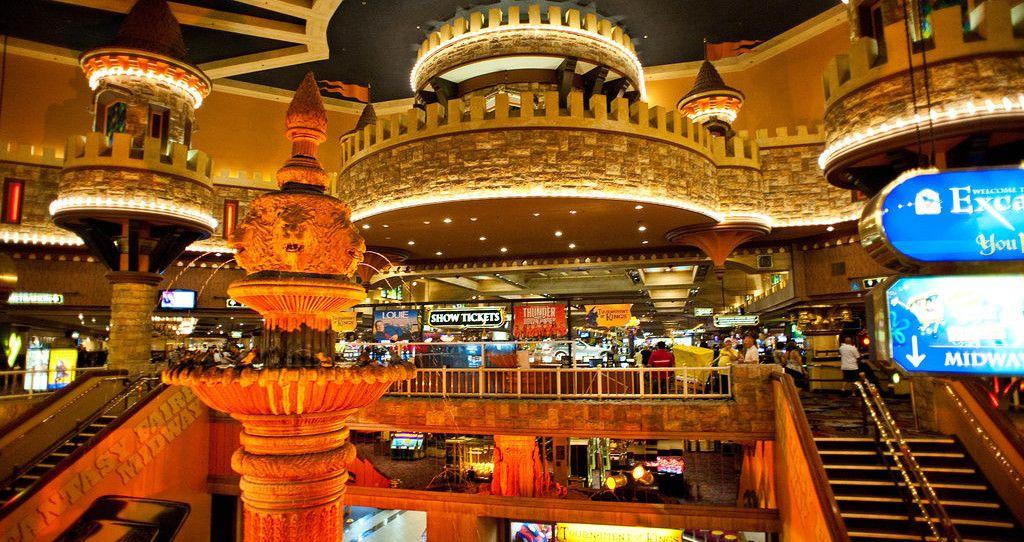 Las vegas casinos excalibur
