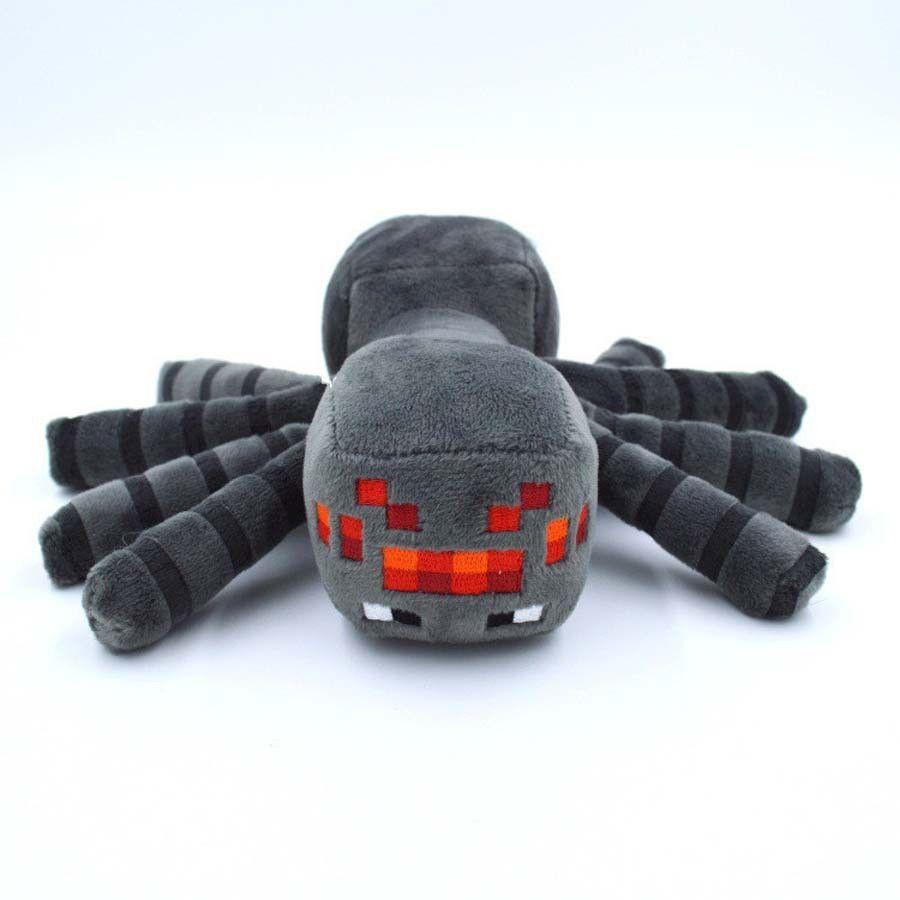 Minecraft Soft Stuffed Plush Dog Toy