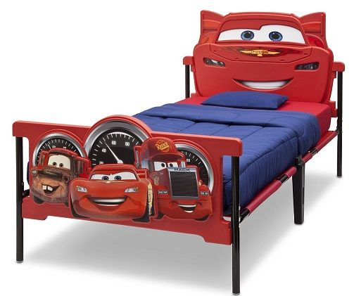 OFERTA CAMA INFANTIL DE CARS - 190cms x 105cms. BB86690CR | Disney ...