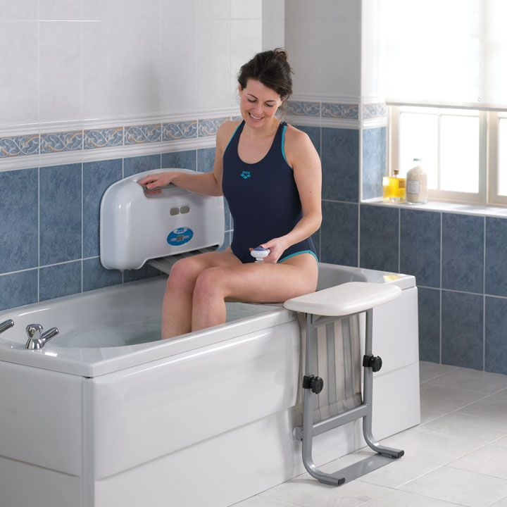 Step by Step Bath Lift Guide | tub | Pinterest | Bath, Tubs and Room