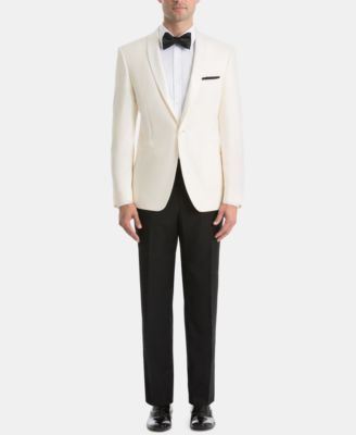 0cb31dfac Lauren Ralph Lauren Men's UltraFlex Classic-Fit Twill Dinner Jacket ...