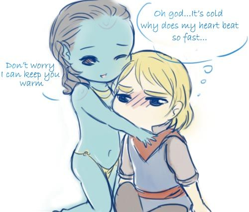 Cold+outside+Warm+inside+by+AviHistten (Jotun loki and Thor)