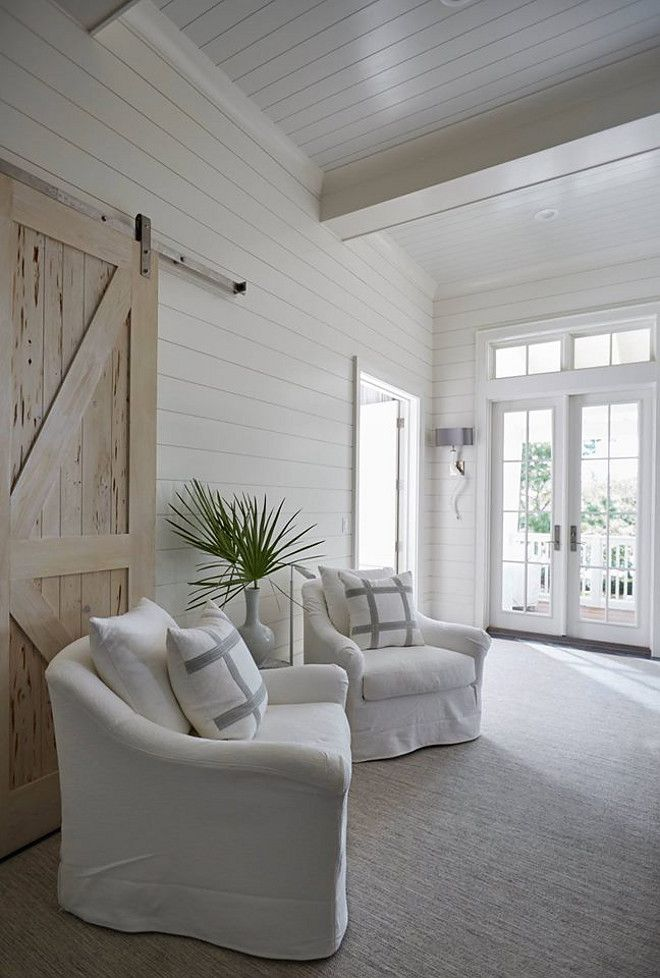 Panelled Room: Florida Beach House With New Coastal Design Ideas
