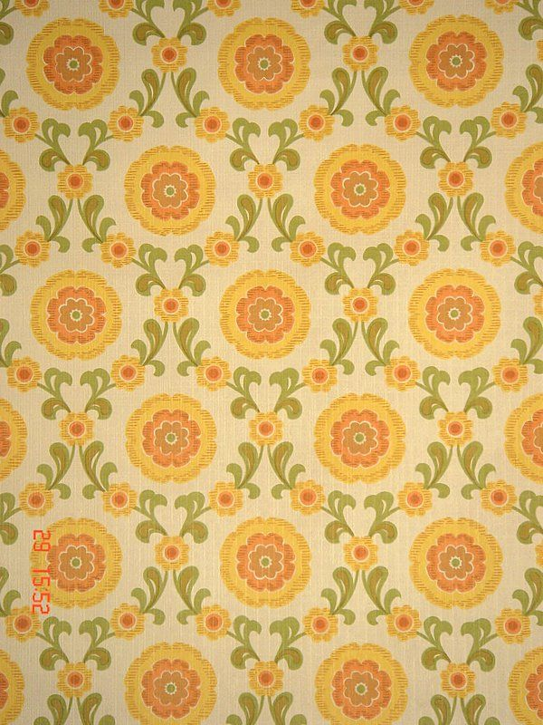 Home Decor Ideas: Palm Springs Inspired Wallpaper Patterns