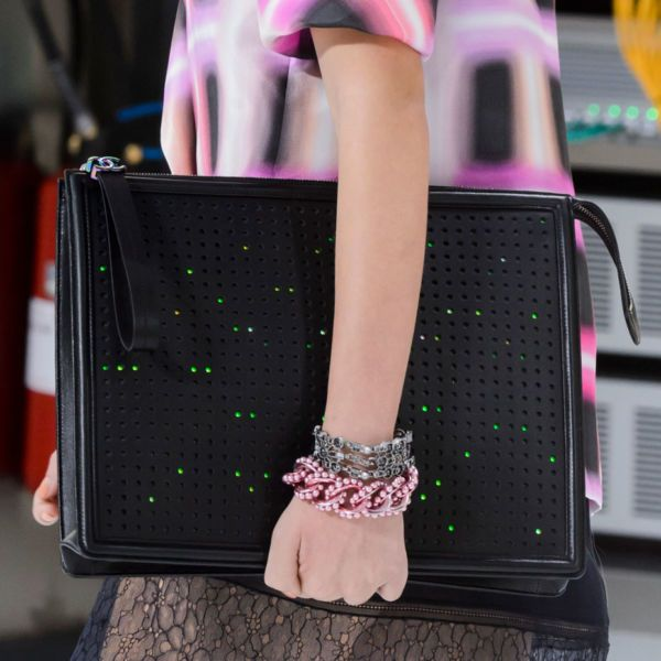 The Best Accessories From Paris Fashion Week Chanel Bags 2017 Chanel Bag Fashion