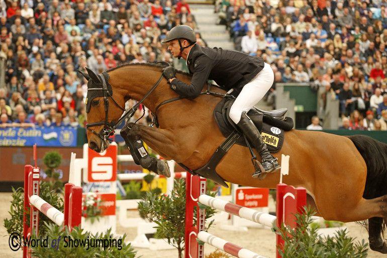 Marco Kutscher and Chaccorina. Photo (c) Jenny Abrahamsson.