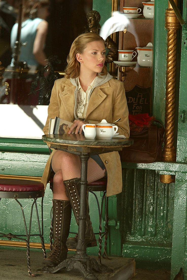 Scarlett Johansson street style Scarlett johansson