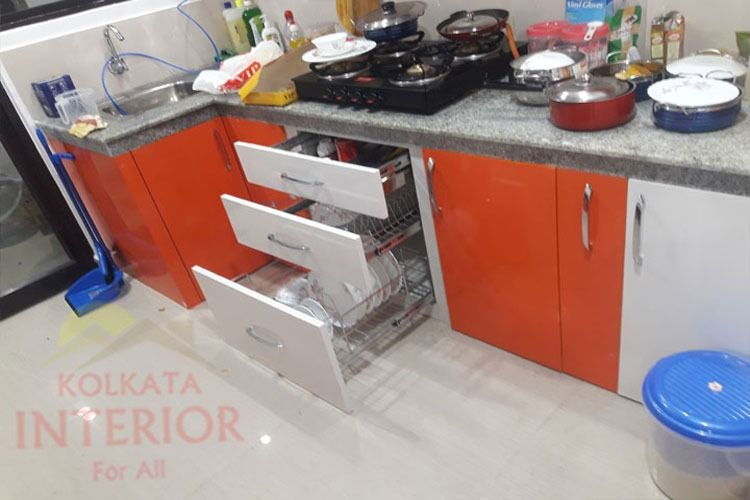 Top Kitchen Interior Design Decoration Kolkata Kitchen Design