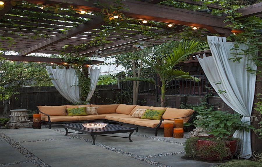 paver patio designs Concrete Paver Patio Ideas With Gravel Border