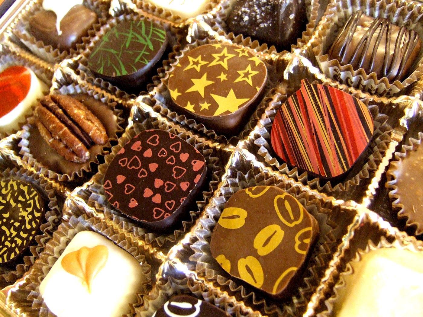chocolate box | Food | digital design | ecommerce specialist ...